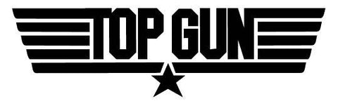 Top Gun Decal