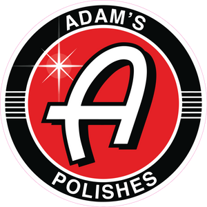 Adam's Polishes Printed Decal
