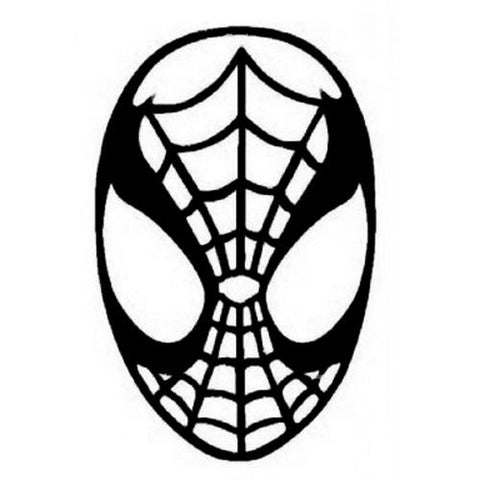 Spiderman Decal