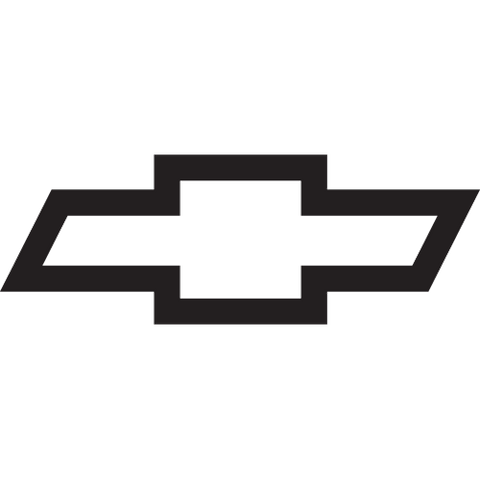 Chevy Bowtie Logo Decal