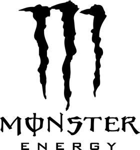 Monster Energy Decal