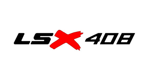 LSX 408 Decal