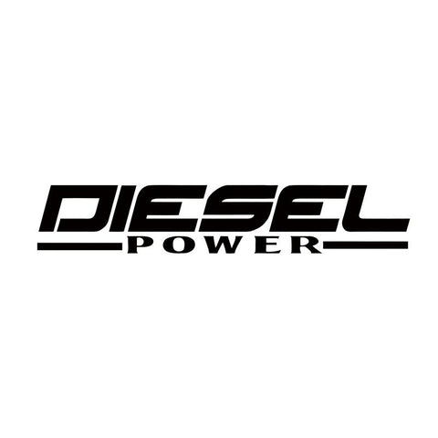 Diesel Power Decal
