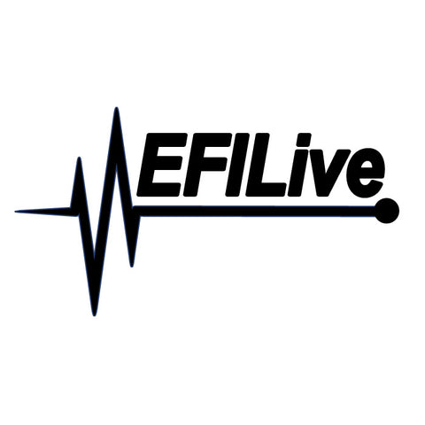 EFI Live Decal