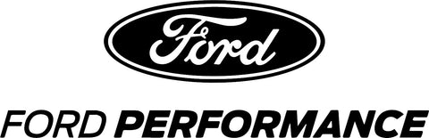 Ford Performance Decal