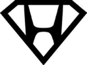 Honda Diamond Decal
