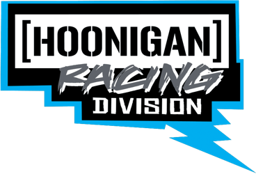 Hoonigan Racing Division Style 1 Printed Decal