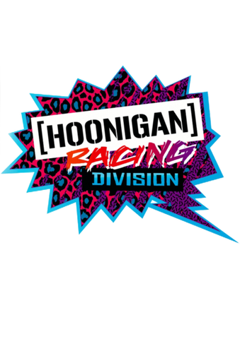 Hoonigan Racing Division Style 2 Printed Decal