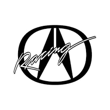 Acura Racing Decal
