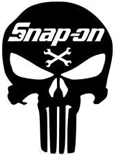 Snap On Tools Punisher Decal