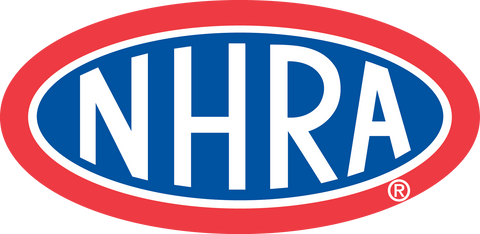 NHRA Printed Decal