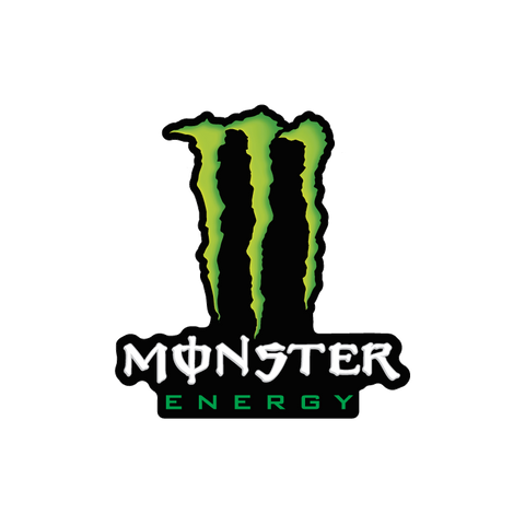 Monster Energy Printed Decal