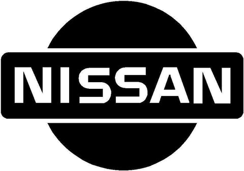 Nissan Logo Decal