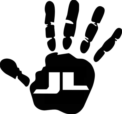 Jeep Wave JL Decal