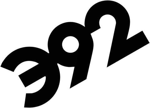 392 Mopar Decal
