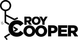 F*ck Roy Cooper Decal