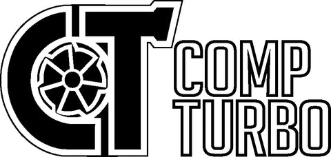 Comp Turbo Decal