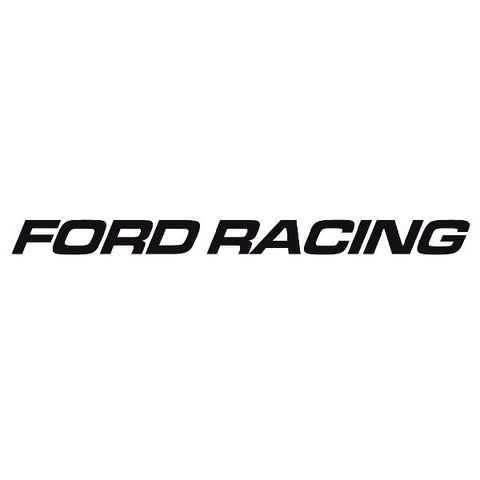Ford Racing Windshield Banner