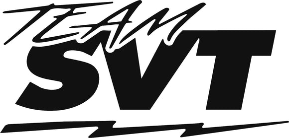 Team SVT Decal