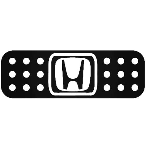 Honda Band-Aid Decal