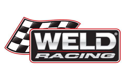 Weld Racing Printed Decal