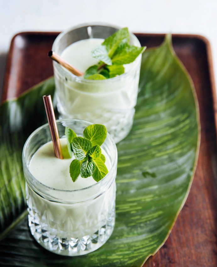 Avocado Coconut Torrita with CBD