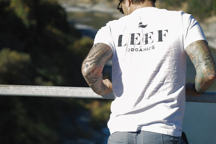 LEEF Pocket Tee