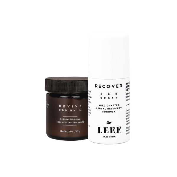 LEEF Organics TOPICAL BUNDLE