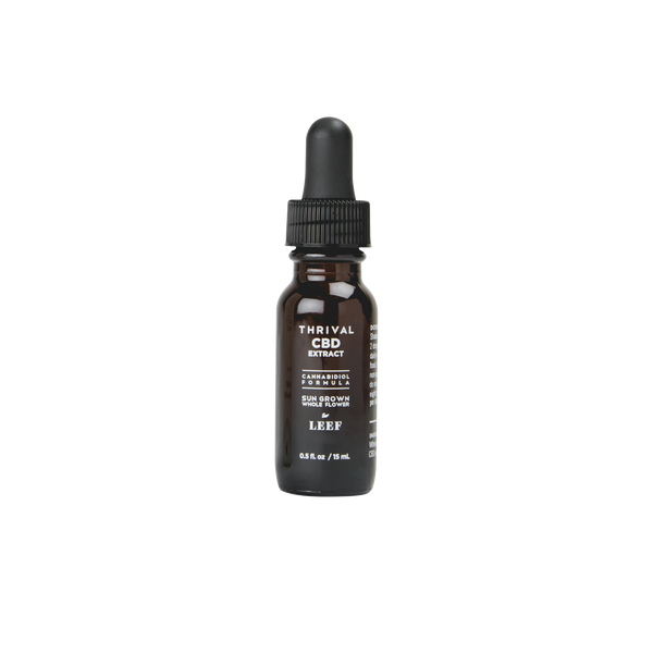LEEF Organics THRIVAL Liquid Superfood