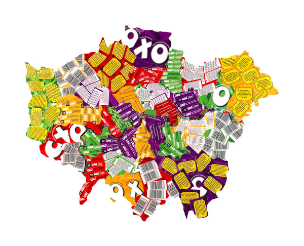OXO - Greater London Boroughs