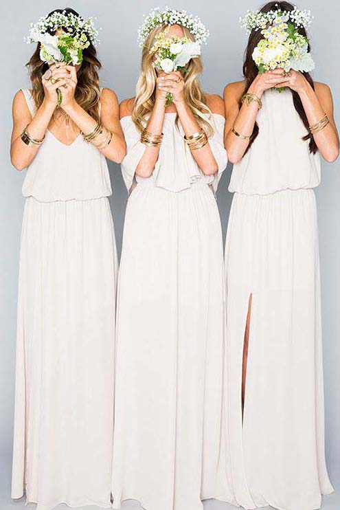 Where To Buy Identical Dresses For Bridesmaids And Who Should Pay For Them