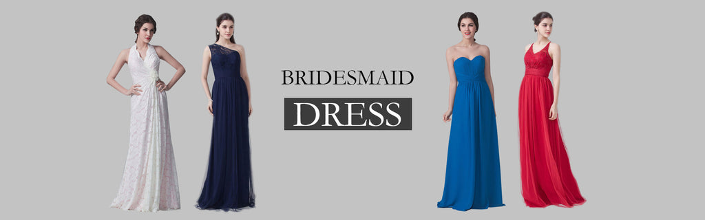 Bridesmaid dresses by Ombreprom.com