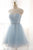 Charming Tulle Prom Dresses Short/Mini Graduation Dress Homecoming Dresses - Ombreprom