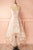 Pink A Line Asymmetrical Sweetheart Spaghetti Sleeveless Open Back Prom Dress,Party Dress