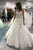 White A Line Chaple Train Sweetheart Sleeveless Beading Wedding Dress,Beach Wedding Dress