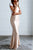Two Piece Short Sleeve Prom Dress,Sparkle Mermaid/Trumpet Empire Evening Dress