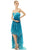 Ombre A Line Asymmetrical Sweetheart Sleeveless Mid Back Prom Dress,Formal Dress O11 - Ombreprom