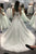Affordable Modest Sweetheart Lace Up Beading Ivory Lace Tulle Backless Princess Wedding Dresses W237