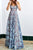 A Line Floor Length V Neck Spaghetti Sleeveless Backless Long Prom Dress,Party Dress P215 - Ombreprom