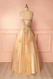Vintage A Line Floor Length Sweetheart Sleeveless Beading Long Prom Dress,Party Dress P231