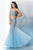 Charming Mermaid Spaghetti Straps With Sequin Sleeveless Long Prom Dress P783 - Ombreprom