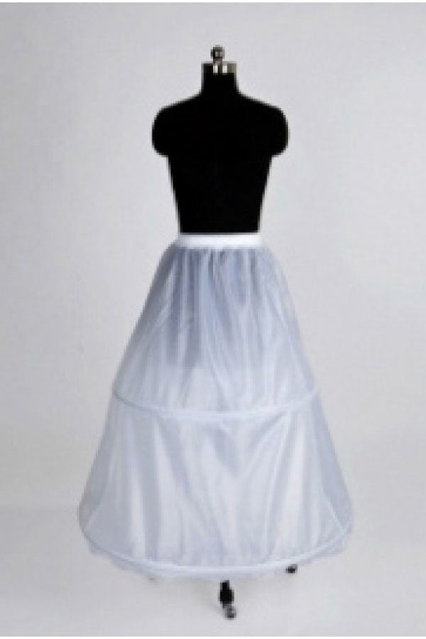 Chic Nylon A Line  Floor-length Wedding Petticoats P08