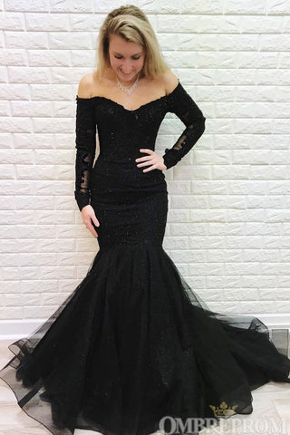 products/Black_Prom_Dress_Long_Sleeves_Off_Shoulder_Mermaid_Party_Dress_D123_2.jpg