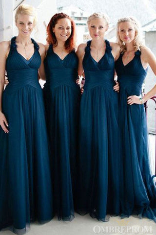 products/Charming_V_Neck_Tulle_Floor_Length_Bridesmaid_Dress_Wedding_Party_Dress_B471_3.jpg
