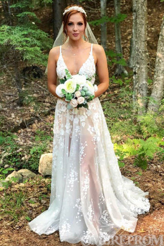 products/Chic_Sleeveless_V_Neck_Lace_Wedding_Dress_Long_Bridal_Gown_W709.jpg