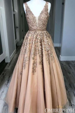 products/Deep_V_Neck_Sleeveless_Lace_A_Line_Tulle_Prom_Dress_D118_1.jpg