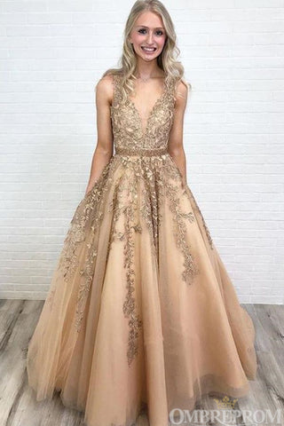 products/Deep_V_Neck_Sleeveless_Lace_A_Line_Tulle_Prom_Dress_D118_2.jpg