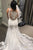 Elegant Spaghetti Straps Sweetheart Sleeveless Sweep Train Wedding Dresses W651
