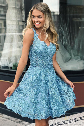 products/Elegant_V_Neck_Lace_A_Line_Short_Prom_Dress_Homecoming_Dress_M646_3.jpg