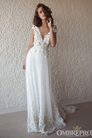 products/Elegant_V_Neck_Tulle_Cap_Sleeves_Wedding_Dresses_Bridal_Gown_with_Appliques_W586_1.jpg